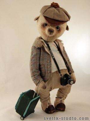 Teddy bear Grisha