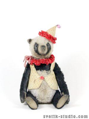 Мишка панда Юське