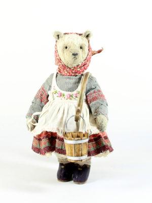 Teddy bear Maria