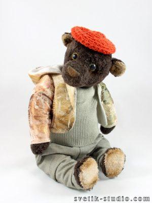 Teddy bear Michael