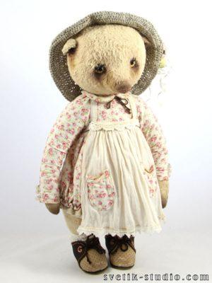Teddy bear Nyusha