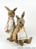 Комплект «Пасхальные кролики»