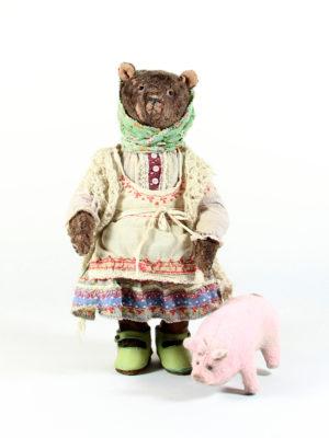 Teddy bear Anfisa