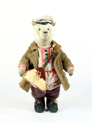 Teddy bear Efim