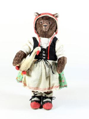 Teddy bear Martha